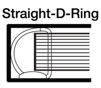 Straight-D-Ring