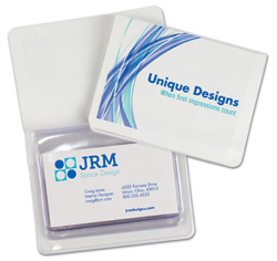 business card wallets