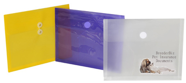 clear document holder