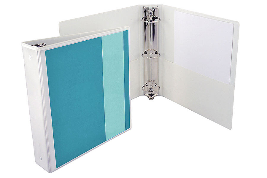 2 inch binder | Case of 10 | PackZen