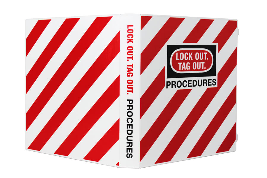 Lock Out Tag Out Procedure Binder Packzen