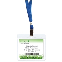 badge id holder