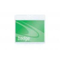 Bio Polypropylene Badge Holder