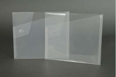 Clear Plastic Document Holder