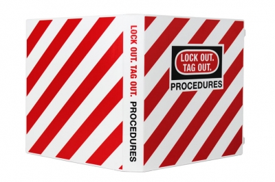 Lock-out Tag-out binder_Back
