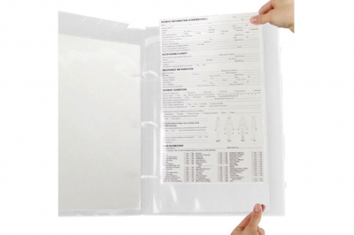 Legal Size Page Protector