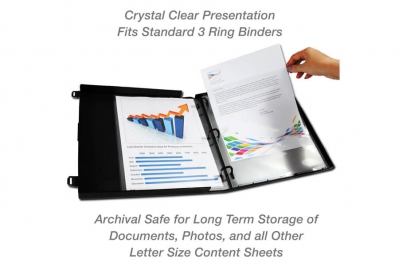 Heavy Duty Page Protector