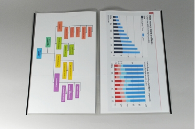 LEGAL COLOR EDGE DOCUMENT FOLDERS